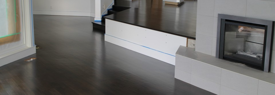 Split-level Installation