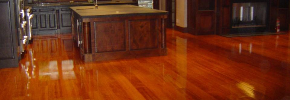 Reclaimed Fir Hardwood Floors